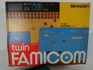 console-Sharp-twin-Famicom-en-boite-import-Japon-AN-500B