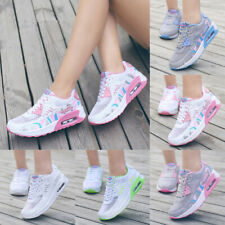 Women's Air Cushion Sneakers Running Shoes Casual Athletic Walking Sport Shoes