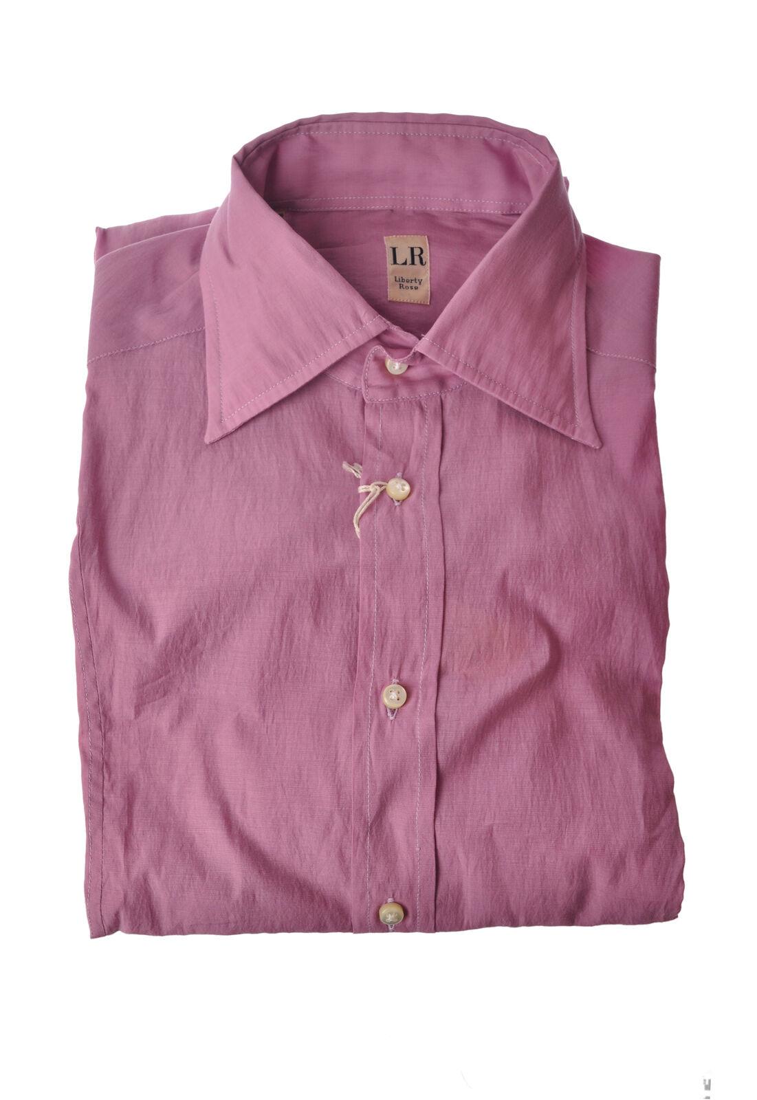 Liberty Rose  -  Shirt - Male - Viola - 3457321A182647