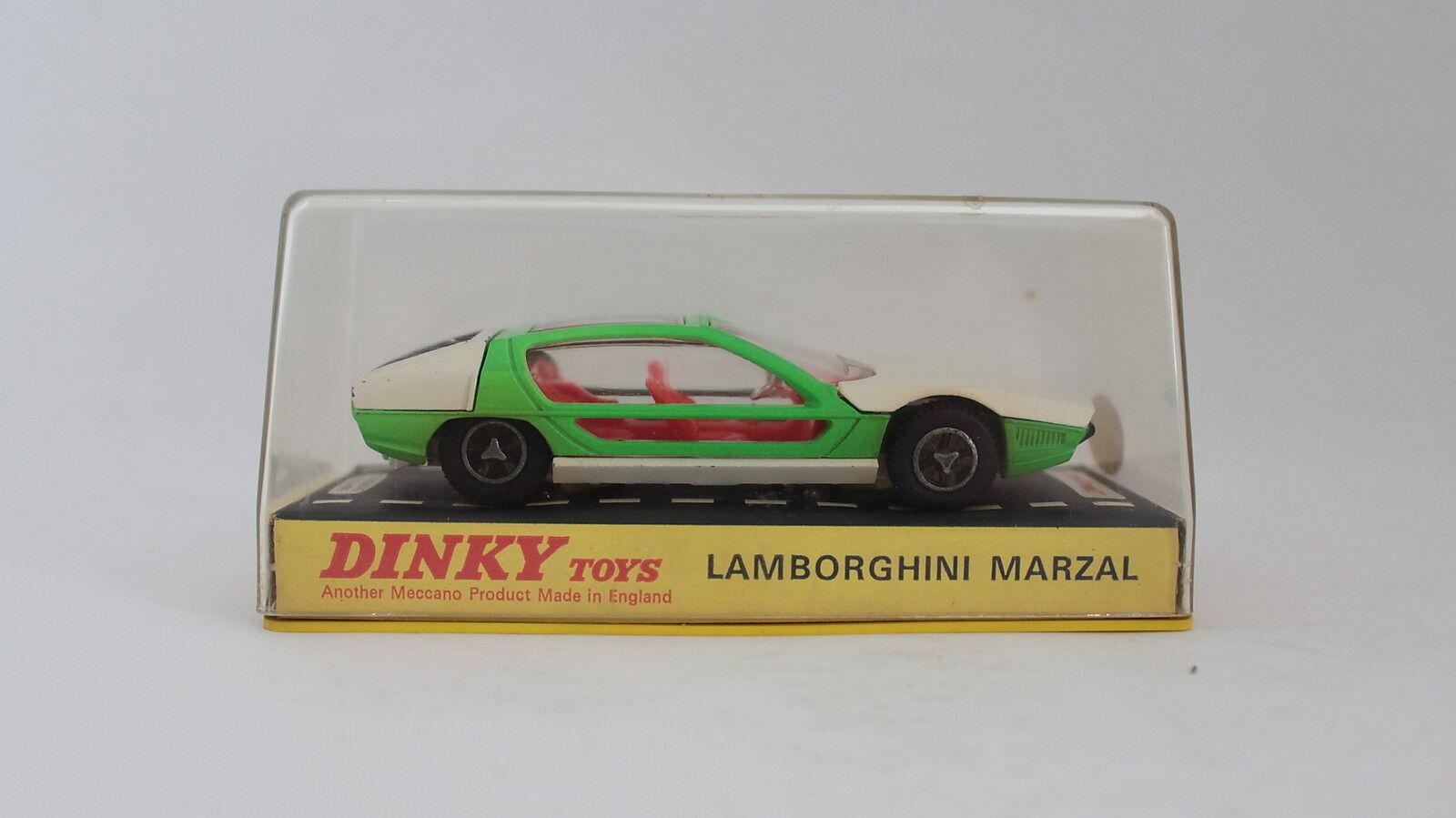 Schäbiges spielzeug 189 lamborghini marzal - made in england - meccano ltd - nib [or3-5]