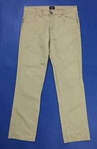 Oviesse lasu jeans uomo usato gamba dritta denim W38 tg 52 boyfriend T4046