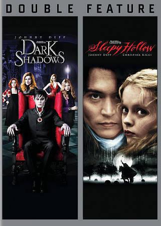 Dark Shadows/ Sleepy Hollow DBFE DVD Various DVD Used - Very Good - $8.98