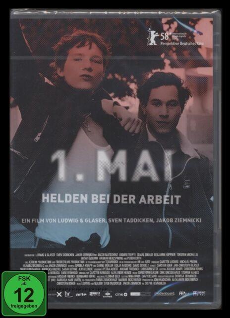 DVD 1. MAI - HELDEN DER ARBEIT (BERLIN-KREUZBERG) *** NEU ***