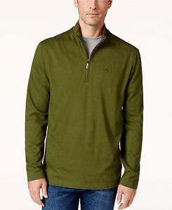 Tommy-Bahama-Men-039-s-New-Shadow-Cove-Sweater-Half-Zip-Pullover-S-M-L-XL-2XL-NWT