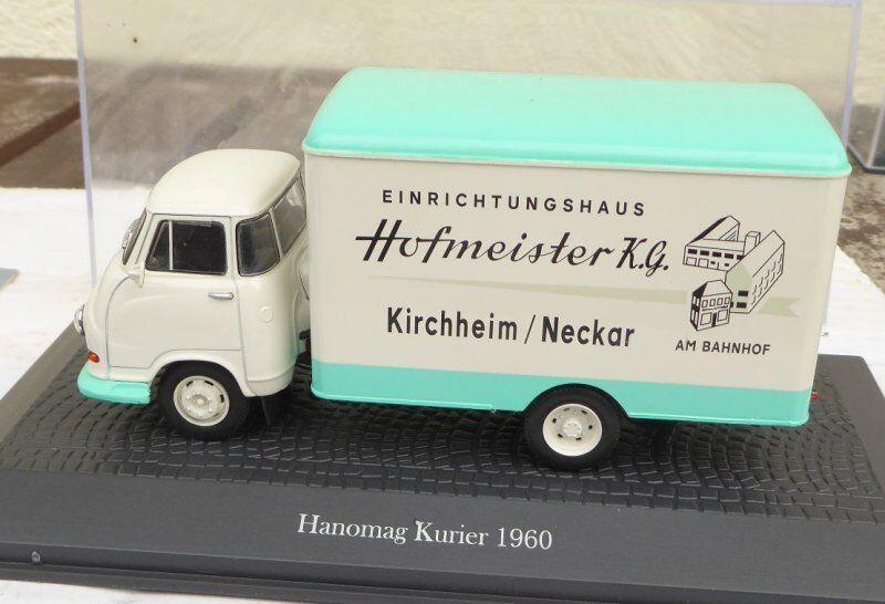 prezzo all'ingrosso Atlas Editore 1 43 Traccia 0 Hanomag Corrieri Hofmeister kg kg kg Kirchheim    prezzo più economico