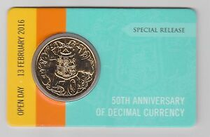 2016-50th-Anniversary-Decimal-Currency-open-day-gold-plated-round-50-cent