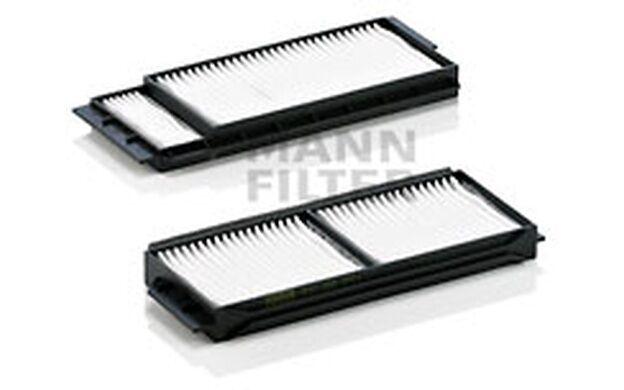 MANN-FILTER Filtro, aire habitáculo MAZDA 3 5 PREMACY CU 22 001-2