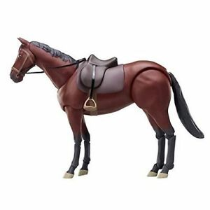 FROM JAPAN Max Factory figma 246b Horse White