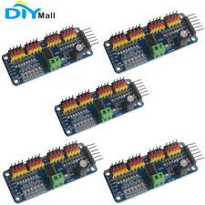 16 Channel Robot Servo Control Board For Arduino Iic Interface Cheap Version