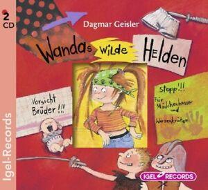 DAGMAR-GEISLER-WANDA-WANDAS-WILDE-HELDEN-2-CD-NEU