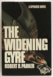 Robert B. Parker: The Widening Gyre (A Spenser novel) SIGNED FIRST EDITION