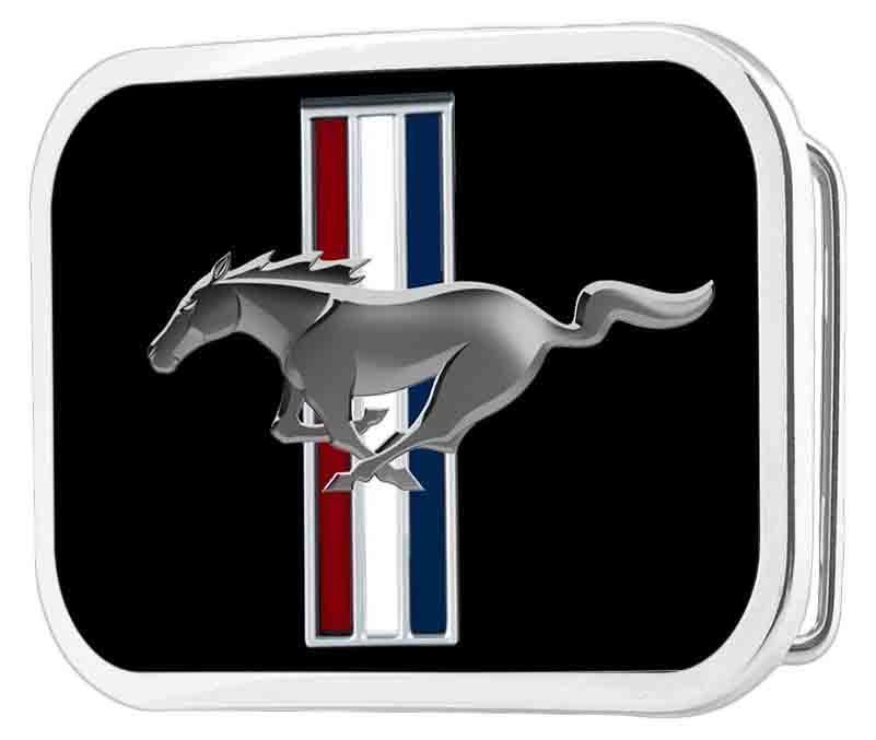 FORD MUSTANG Gürtelschnalle Original Produkt US Logo Muscle Car V8 Shelby Gürtel