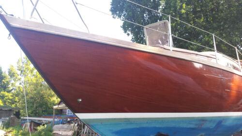 Wohnboot Hausboot Segelyacht Meisterstück Hamburg Yachten & Kielboote
