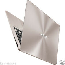 "NEW Asus UX310UA-WB71-RG ZENBOOK 13.3"" Smocky Gold Laptop i7 2.5GHz 16GB 512GB"