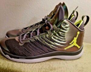 c53f5164106 Nike Jordan Super.Fly 5 Men's Basketball Shoes 844677-002 ( Dark ...