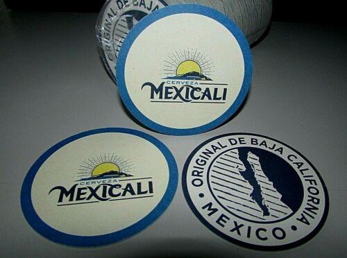NEW 25 Mexicali Baja California Mexico Beer Bar Coasters Pint Glass mat lot