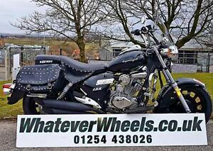 Keeway Superlight 125cc Se 125 Motorbike Learner Legal Cruiser Motorcycle Ebay