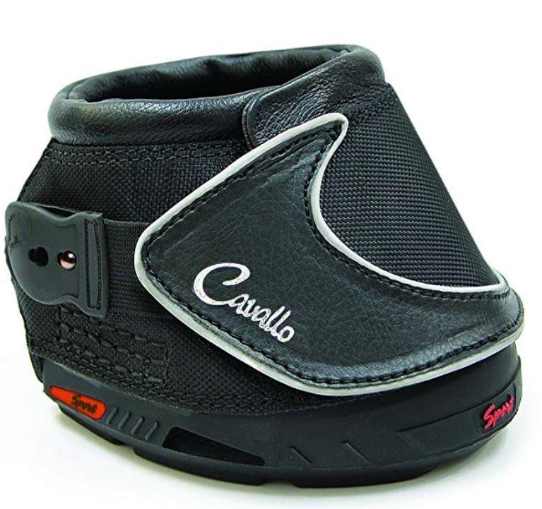 Cavallo Sport Slim Sole Hoof (pair Stiefel (pair Hoof of 2) Größe 4 0c5c69