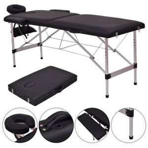 Image Is Loading Portable Massage Table SPA Bed Aluminum Facial W