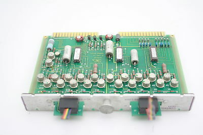 Initiative Hp 08662-60101 A6a9 Circuit Card Assembly Voc Control Rs Loop Good Taste Breweriana, Beer