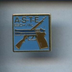 RARE-PINS-PIN-039-S-SPORT-TIR-SPORTIF-ARME-REVOLVER-ASTE-2P