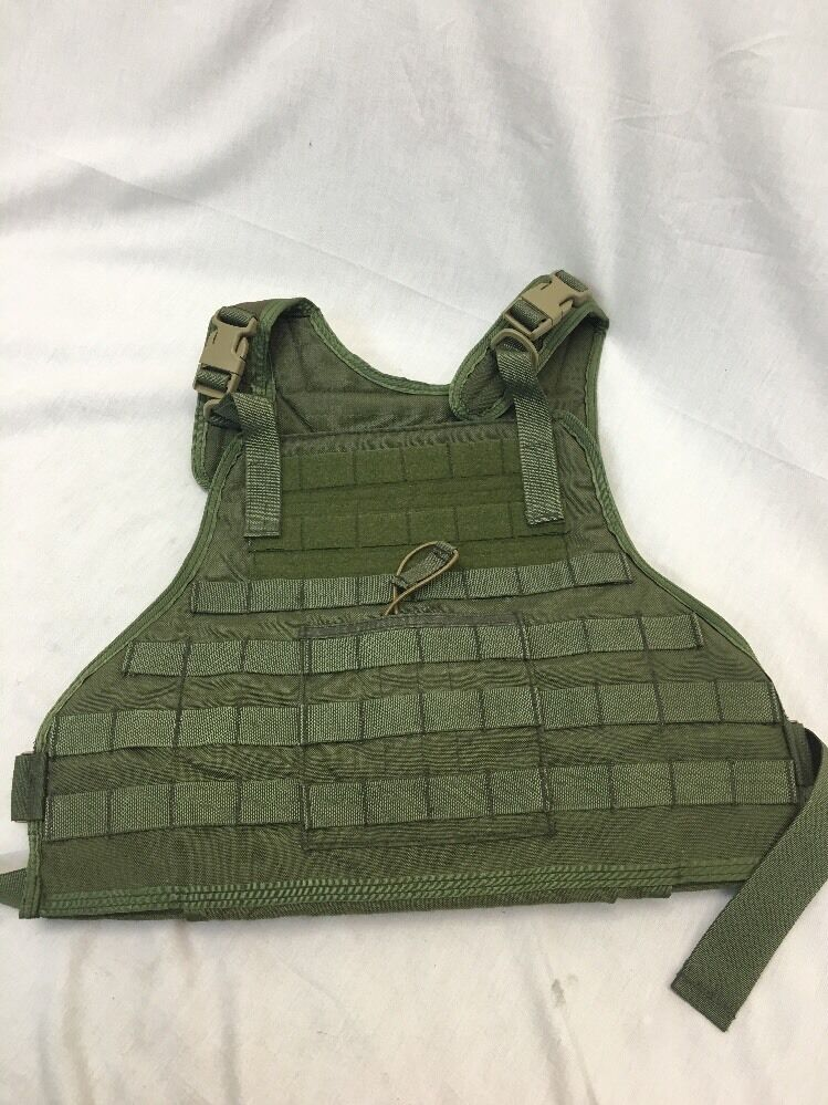 EAGLE S M Plate Carrier OD LE Duty  Marshalls Active shooter