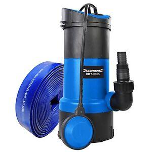 Submersible Pompe à eau 750 W + 10 M Tuyau Puissant Rapide 13000 Litres-HR Hot Tub Spa-afficher le titre d`origine Rq0UGrsC-07202227-710446493