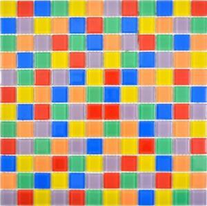 Dettagli su Mosaico in vetro colorato arcobaleno WC MURO CUCINA BAGNO  DOCCIA PIASTRELLE SPECCHIO 63-1234_b- mostra il titolo originale
