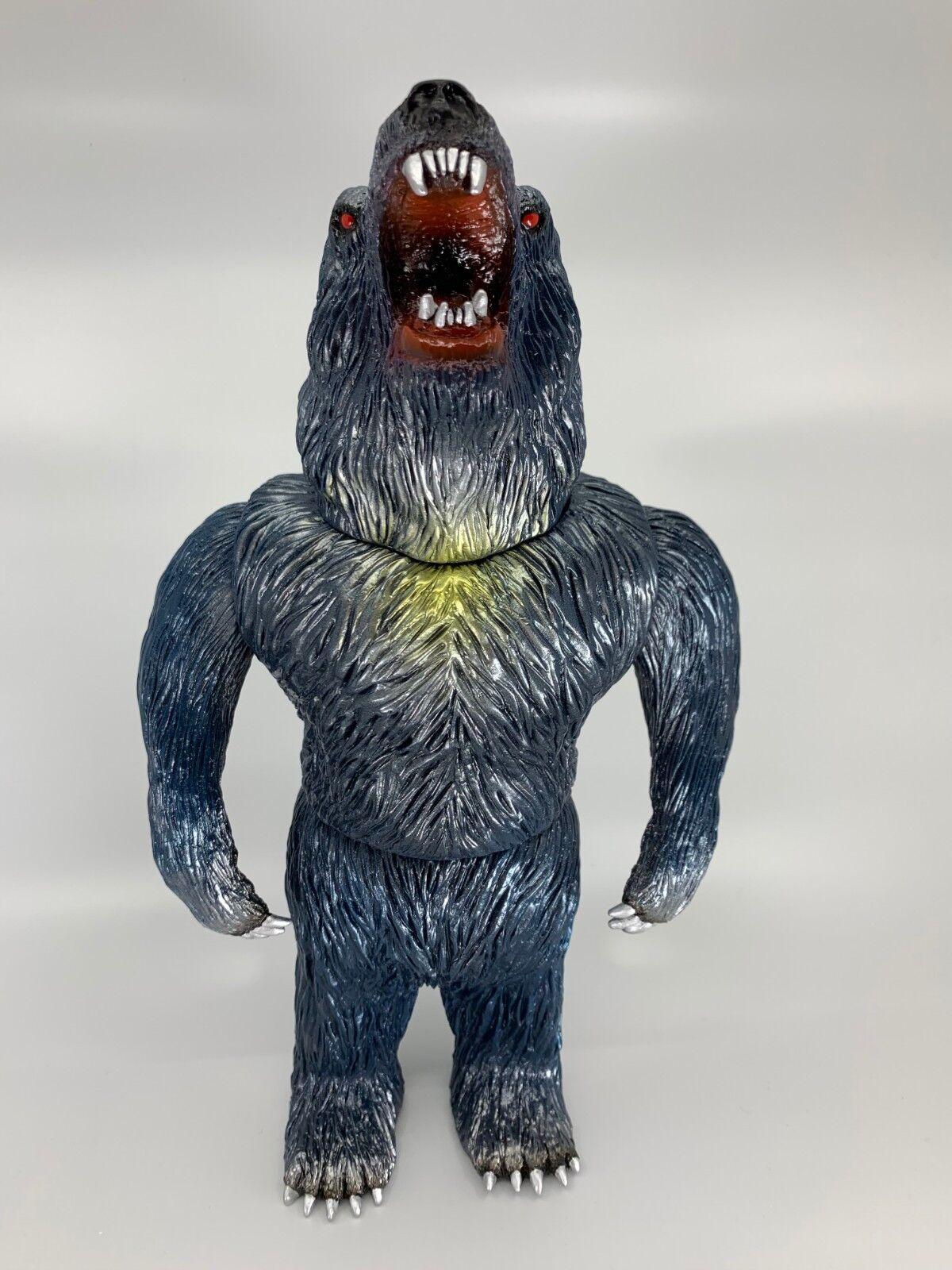 Rampage Toys kesagake Godzilla bleu Couleuris Sofubi