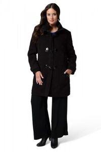 cappotti mongomeri donna taglie forti