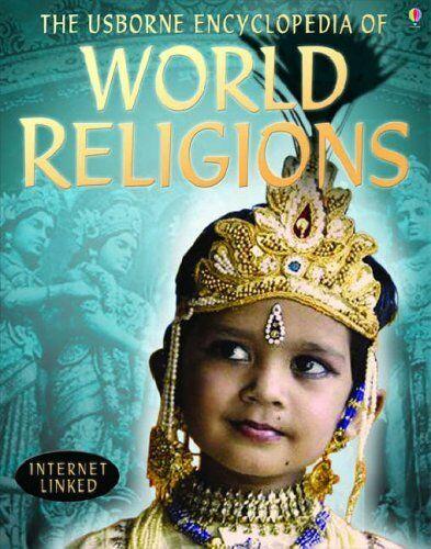 1 of 1 - The Usborne Internet-linked Encyclopedia of World Religions,Susan Meredith, Cla