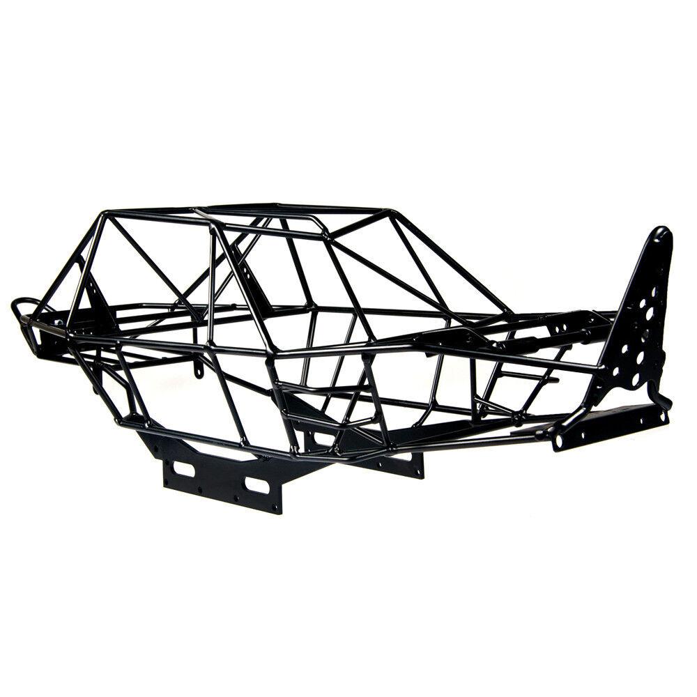 Metallo sull'acciaio Roll gabbia Roll Cage per 1:10 RC Crawler assiale Wraith 90053 rr10