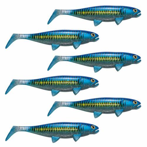 Jackson The Sea Fish Gummifisch Meer 6 Packungen a 1 St. 30cm Mackerel