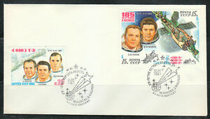 Russia-1981-space-cover-185-days-docking-Soyuz-T-3-amp-Soyuz-35-Soyuz-37-crews