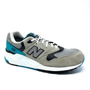 2e07edcc6b1bc NEW BALANCE 999 Elite Men's Size 10 SOUND AND STAGE Gray & Teal ...