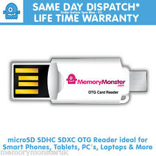 Micro USB 3.0 OTG Adapter + Micro SD TF Card Reader For Sony Xperia Z Ultra M