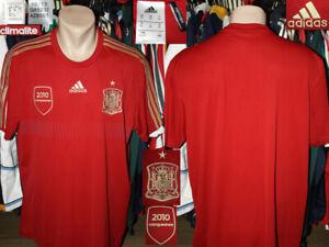 2c9746e2ed0 Image is loading Jersey-Trikot-Camiseta-Shirt-ESPANA-SPAIN-Adidas-2013-