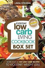 Low Carb Living Cookbook Box Set : Low Carb Recipes for Breakfast, Lunch,...