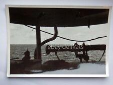 REGIA MARINA MILITARE foto ORIGINALE nave ship WW2 1942 combattimento 7