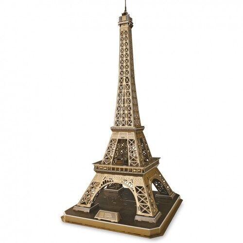3D Puzzle Eiffel tower - big