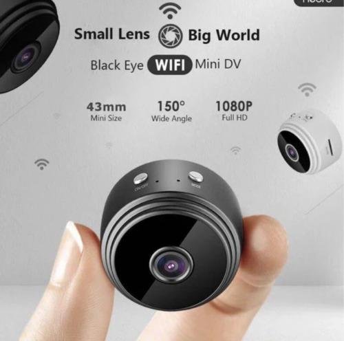 FREE SHIPPINGA9 WiFi 1080P Full HD Night Vision Wireless IP Camera UK HOT