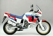 HONDA XRV750 AFRICA TWIN 1990 -1992 MODEL  FULL PAINTWORK DECAL KIT