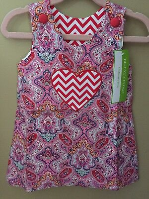 Girls 12 18  Months 3T 4 4T 5 Boutique Chevron Ruffle Dress NEW NWT 4th Of July