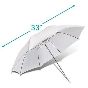 33-034-83cm-Photography-studio-flash-Light-Translucent-White-Soft-Reflect-umbrella