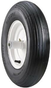 Wheel-Barrow-Wheelbarrow-Tire-480-8-4-80-4-00-8-HUB-NOT-INCLUDED