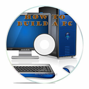 HOW-TO-BUILD-A-PROFESSIONAL-PC-COMPUTER-easy-guide-for-all-skill-levels-on-CD