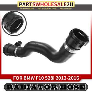 A-Premium Upper Radiator Coolant Hose for BMW F10 528i 528i xDrive 2012-2016