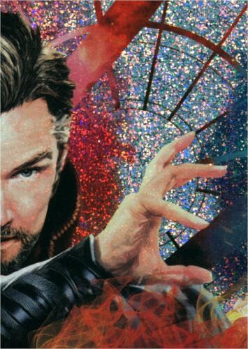 C2547 Mystic Card #5//125 Doctor Strange 2016 Panini Marvel Trade Card