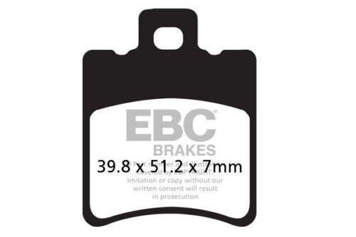 FIT YAMAHA CS 50 Jog R 06/>15 EBC FRONT ORGANIC BRAKE PADS