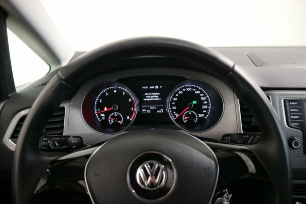 VW Golf Sportsvan 1,4 TSi 125 Comfortline DSG BMT - billede 3
